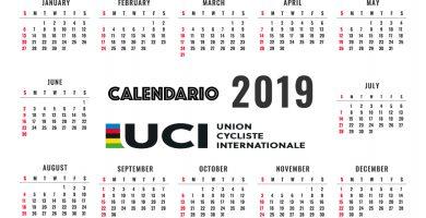 CALENDARIO_UCI_CICLISMO_FEMENINO_2019
