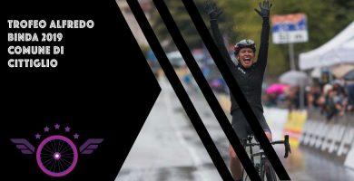 Trofeo ALFREDO BINDA 2019 ciclismo femenino
