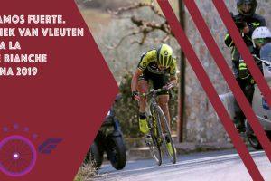 Annemiek Van Vleuten gana Strade Bianche 2019