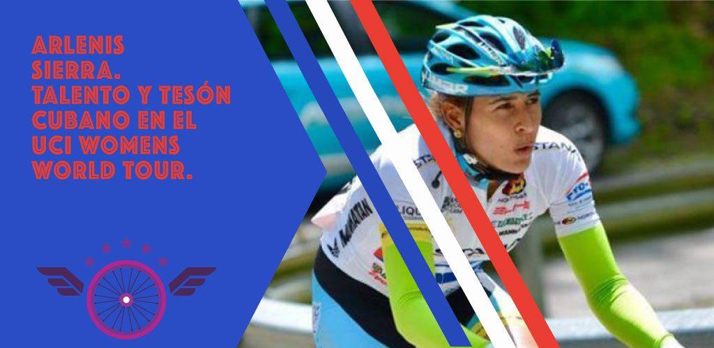 arlenis sierra ciclismo femenino
