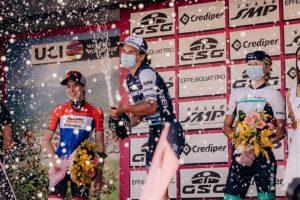 Longo Borghini etapa 8 giro rosa
