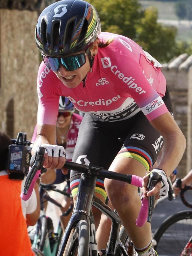 Van Vleuten no correra el Giro Donna 2021